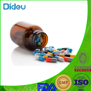 High Quality USP/EP/BP GMP DMF FDA Prolonged-release Ibuprofen Capsules CAS NO 15687-27-1 Producer